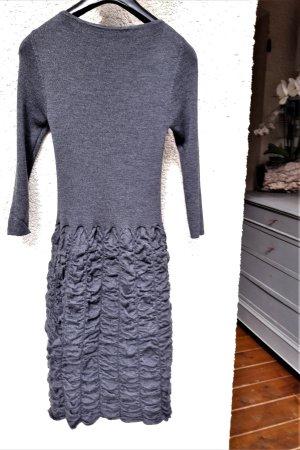 FFC Knitted Dress dark grey wool