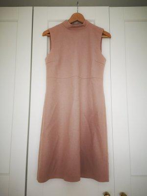 Wollkleid mit Kaschmir Hallhuber rosa