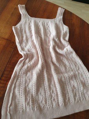 Woolen Dress pink