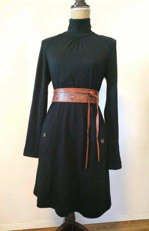 Burberry Brit Vestito di lana nero Lana