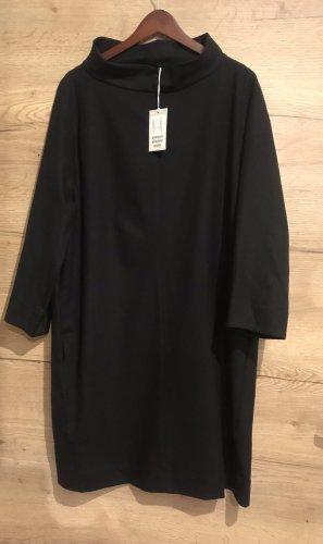 COS Vestito di lana nero