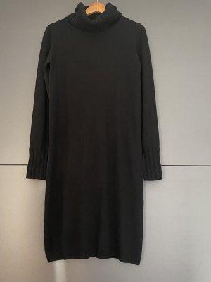 Hallhuber Woolen Dress black
