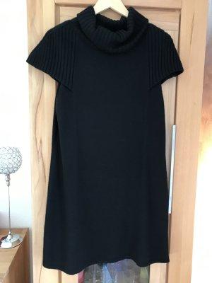 Passport Vestido de lana negro Lana