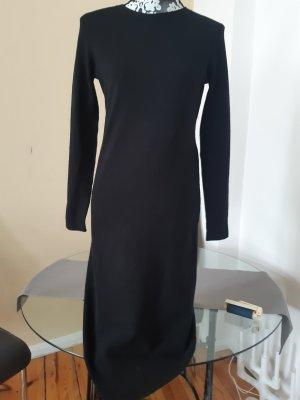 Polo Ralph Lauren Vestito di lana nero Lana