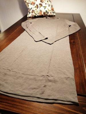 Tandem Vestido de lana beige