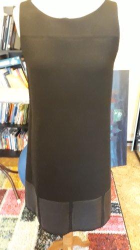 Tara jarmon Vestido de lana negro