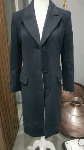 Alba Moda Winter Coat dark blue