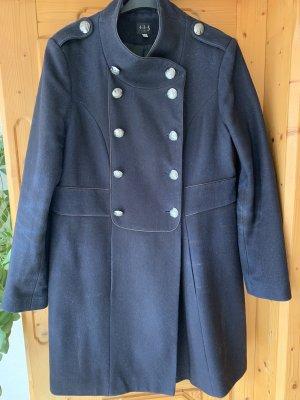 1.2.3 Paris Wool Coat dark blue