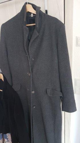 B&C collection Manteau en laine multicolore