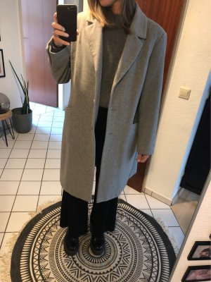 BC Collection Wool Coat light grey-grey
