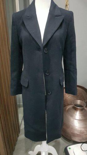 Alba Moda Manteau d'hiver bleu foncé