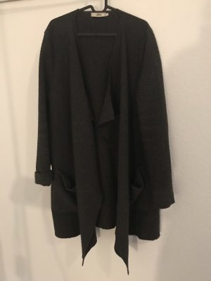 0039 Italy Wool Coat anthracite