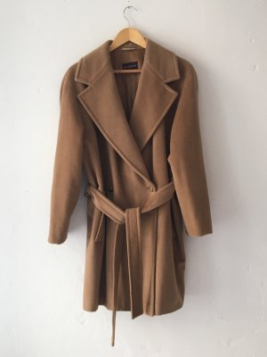 Oversized Coat light brown