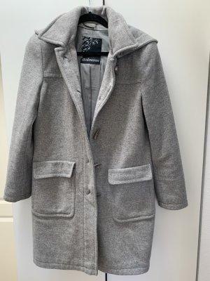 Steilmann Cappotto in lana grigio chiaro