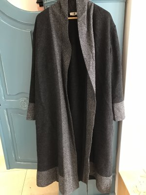 Consequent Wool Coat multicolored