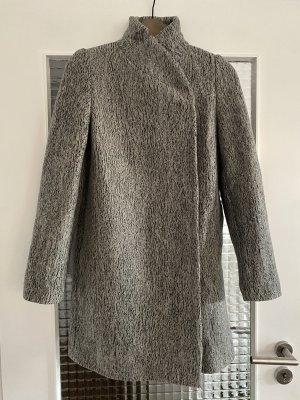 COS Cappotto in lana multicolore