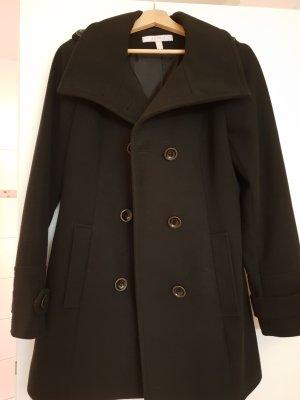 Esprit Cappotto in lana nero