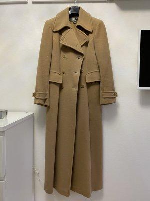 Easy Comfort Cappotto lungo fino a terra color cammello-beige