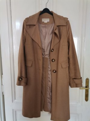 Michael Kors Manteau en laine marron clair laine