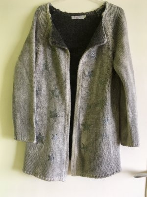 Liberty Knitted Coat multicolored