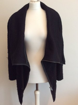 Minimum Abrigo de lana negro
