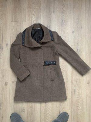 Street One Chaqueta de lana marrón claro