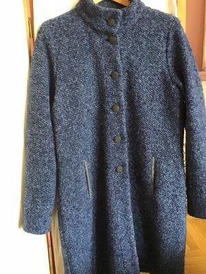 Avoca Wełniany płaszcz Wielokolorowy