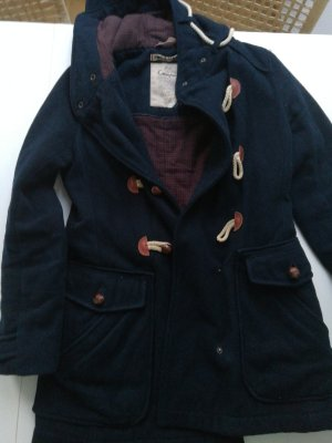 Campus by Marc O'Polo Wool Coat dark blue
