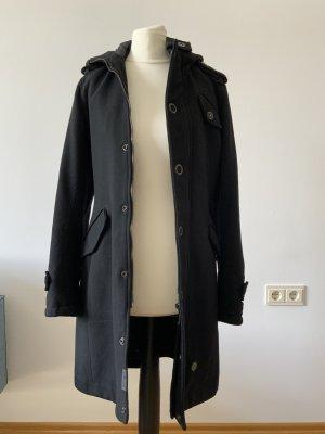G-Star Cappotto in lana nero
