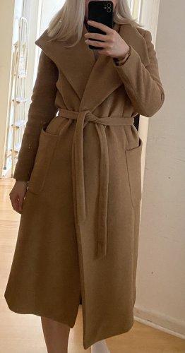 Mango Basics Abrigo de invierno camel-beige Lana