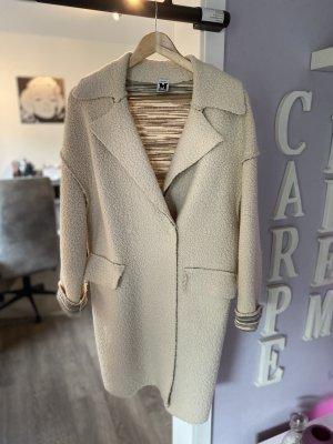 Missoni Wool Coat cream-black