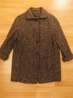 Oska Wool Coat blackberry-red