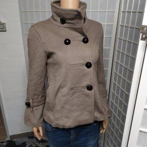 Wollmantel Wintermantel Wolljacke Wolle 100% Winterjacke Zara S