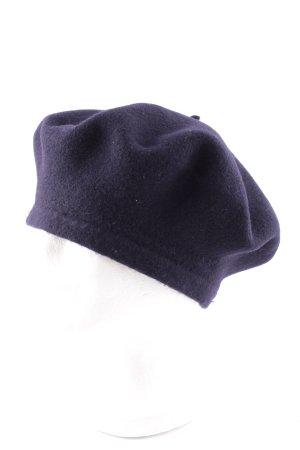 Baskenmütze lila Casual-Look