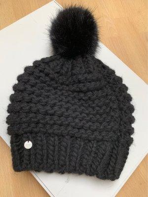 Esprit Cappello a maglia nero