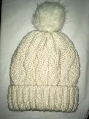 H&M Knitted Hat multicolored polyester