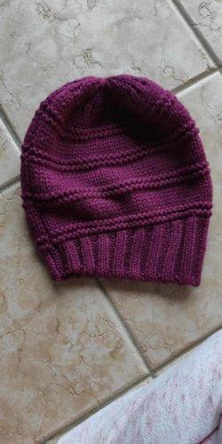 Beanie violet
