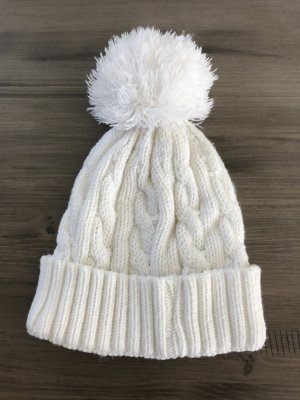 Pointed Hat natural white
