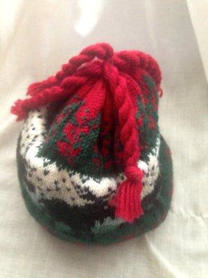 Lapland Hat multicolored wool