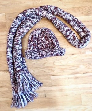 Pennyblack Knitted Scarf multicolored