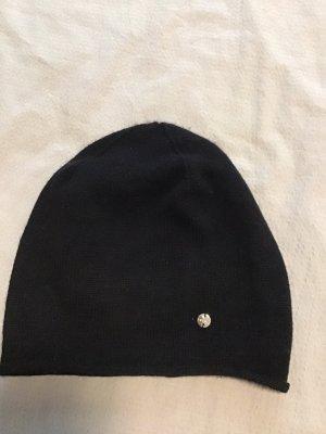 Esprit Sombrero de punto negro