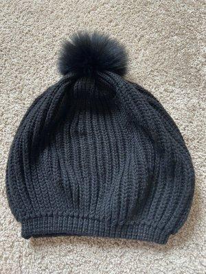 pumpkin Cappello da panettiere nero