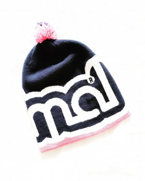 Animal Knitted Hat multicolored