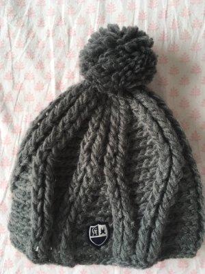 Gaastra Cappello a maglia grigio
