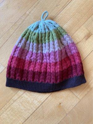 Missoni Chapeau en tricot multicolore coton