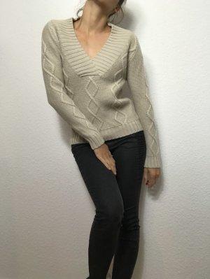 JUNG Wełniany sweter Wielokolorowy