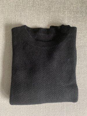 Sportmax Maglione di lana nero