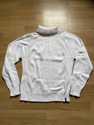 Naturaline Wool Sweater white