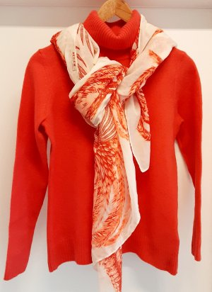Christian Berg Wool Sweater orange