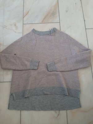 COS Wool Sweater light grey-mauve